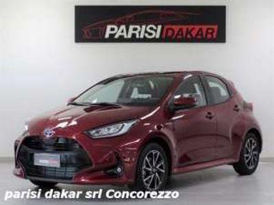 usata Toyota Yaris 1.5 Hybrid 5 porte Trend Elettrica/Benzina