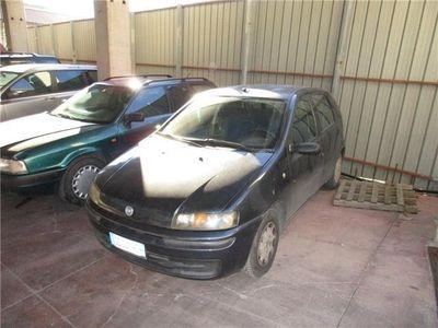 usata Fiat Punto 1.2i 16v Cat 5 Porte Elx A Metano Full Optional Usato