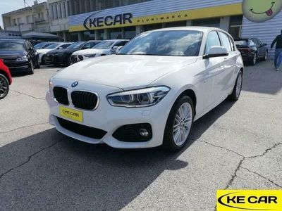 usata BMW 118 118d xDrive 5p. Msport - LED - PELLE d xDrive 5p. Msport - LED - PELLE