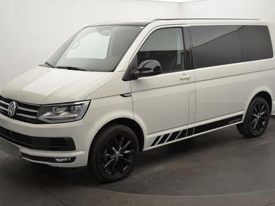 brugt VW Multivan T62.0 Tdi Edition Clima/navi/led/kamer