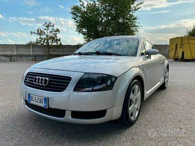 usata Audi TT 1,8 Turbo Quattro 225 CV D'epoca