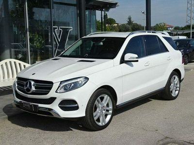 usata Mercedes GLE350 d 4Matic Exclusive