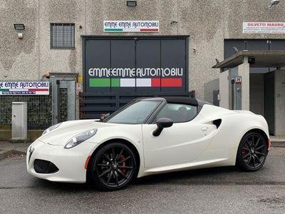 usado Alfa Romeo 4C 1750 TBi Spider SCARICO XENO CARBONIO PACK SPORT!!
