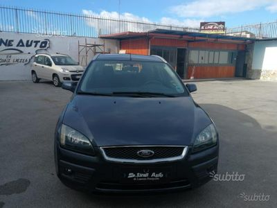 second-hand Ford Focus 1.6 TDCI UNICO PROPRIETARIO NUOVISSIMA