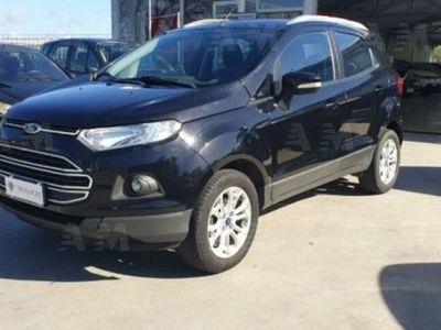 brugt Ford Ecosport 1.5 TDCi 90 CV Plus