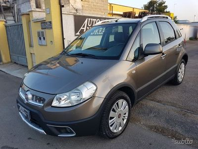 usata Fiat Sedici 2.0 JTD MJT 4×4 IN PELLE EMOTION 2010