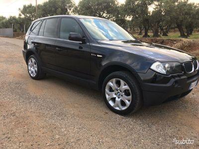 second-hand BMW X3 3.0 Diesel