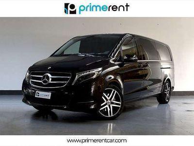 usata Mercedes V220 d 4M Premium Extralo -NOLEGGIO €1.640+IVA/MESE