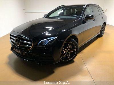 usata Mercedes E300 Classe E (W/S212)S.W. Auto EQ-Power Premium Prezzo Escluso di Iva
