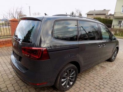 begagnad Seat Alhambra 2.0 TDI 150 CV CR DSG Style