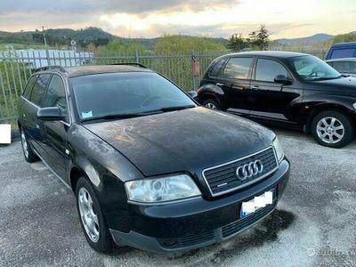 usata Audi A6 AVANT 2.5 TDI QUATTRO 180 CV AMBIENTE