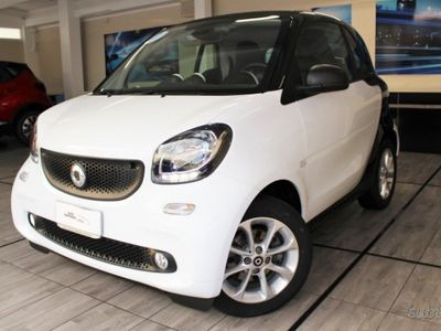 begagnad Smart ForFour twinamic 0.9 turbo 90cv passion