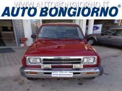 usata Daihatsu Rocky 1.6 B 95CV*GANCIO TRAINO NON OMOLOGATO* Benzina