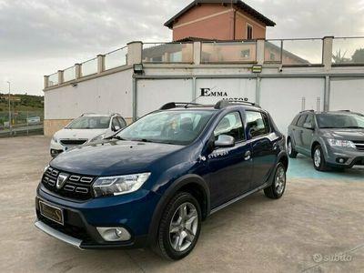 usata Dacia Sandero Stepway 0.9 Tce 90 Cv Start&Stop
