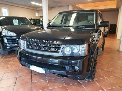 usata Land Rover Range Rover Sport 3.0 SDV6 HSE PELLE NAVI XENON LED PDC CAMERA 20
