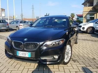 usata BMW 220 d cupe full optional