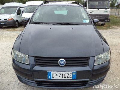 usata Fiat Stilo Station Wagon 1.9 JTD 100 CV Multi Wagon Active usato