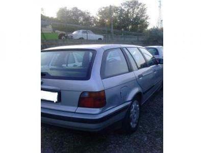 usata BMW 318 Serie 3 Touring tds Turbodiesel CAT