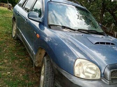 usata Hyundai Santa Fe 1ª serie - 2001