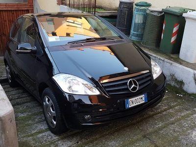 usata Mercedes A160 Classeinterni in pelle