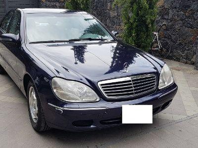 usata Mercedes S320 ClasseCD I- 2002