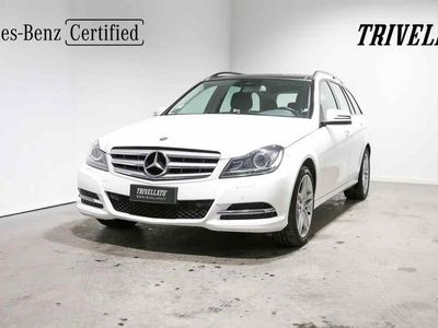 usata Mercedes 220 Classe C Station WagonCDI BlueEFFICIENCY Avantgarde del 2013 usata a Torri di Quartesolo