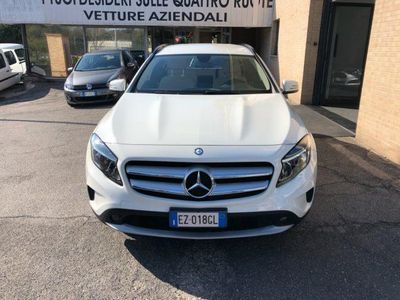 usado Mercedes GLA200 CDI Executive