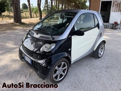 used Smart ForTwo Coupé fortwo 700 coupé passion (45 kW) 700 passion (45 kW)