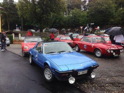 usado Fiat X 1/9 2ª serie - Anni 70