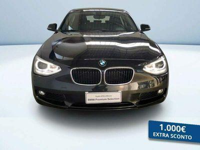 usata BMW 118 Serie 1 118 d Business 5p