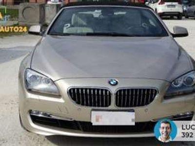 usata BMW 640 Cabriolet i Benzina