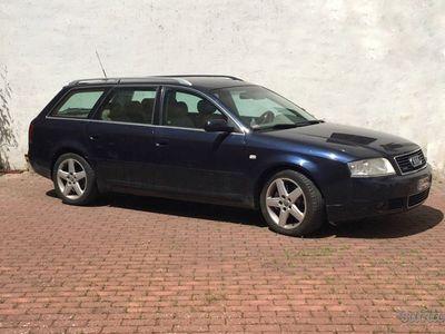 usado Audi A6 V6 2.5 180 Cv quattro