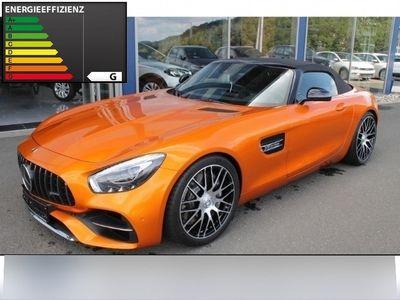 usata Mercedes SLR McLaren Oadster Orange Folierter Baisfarbe Schwarz