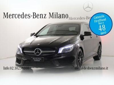 usata Mercedes CLA200 d Automatic Premium del 2016 usata a Milano