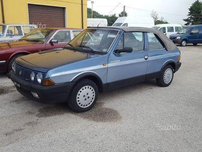 brugt Fiat Ritmo Cabrio Palinuro 100s