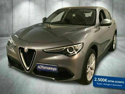 usata Alfa Romeo Stelvio 2.0 t First Edition Q4 280cv auto