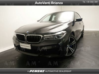 usata BMW 630 Serie 6 Gran Turismo d xDrive Msport nuova a Desio