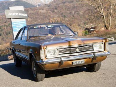 brugt Ford Taunus 1600 4p. Ghia