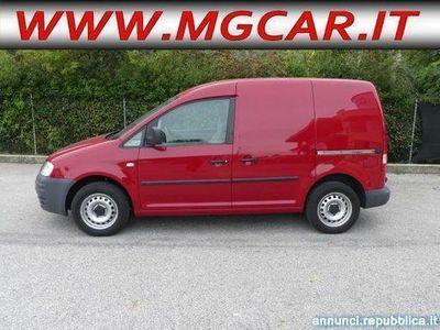 brugt VW Caddy usata del 2010 a Rimini, Km 102.000