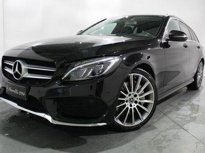 usata Mercedes C250 Classe C Classe C-S205 2014 SW Dieseld Premium 4matic auto 9m
