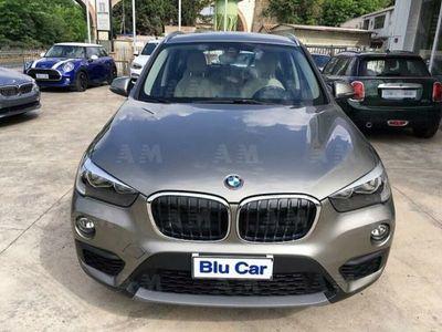 used BMW X1 sDrive 16d Advantage