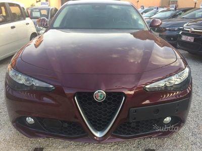 gebraucht Alfa Romeo Giulia 2.2 136 CV AT8 Super 14.000Km