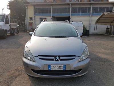 usata Peugeot 307 1.6 16V HDi 90CV SW X-Line