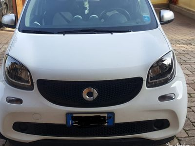 used Smart ForFour twinamic passion