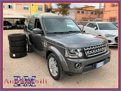 usata Land Rover Discovery 4 3.0 sdv6 249cv hse aut 4x4 7 posti navi unipro