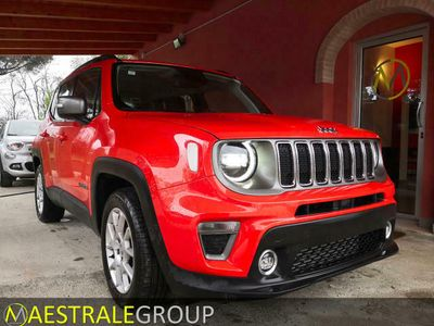 "usata Jeep Renegade 1.6 mjt limited my19 -full led-navi 8.4""-blindspot"