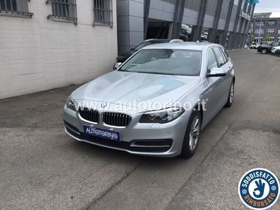 usata BMW 520 SERIE 5 TOURING d touring xdrive Business 190cv auto