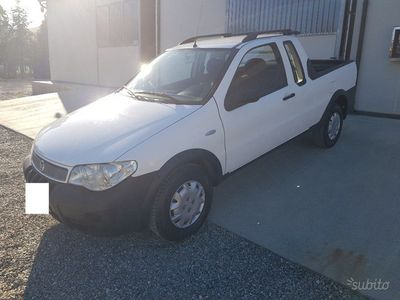 gebraucht Fiat Strada 1.3 MJT Pick-up Cabina Lunga