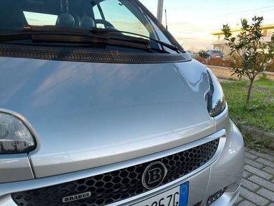 usata Smart ForTwo Cabrio brabus 1000 75 kW Xclusive