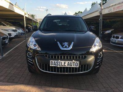 used Peugeot 4008 2.2 hdi 7 posti